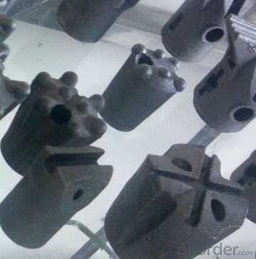 wing pdc drag bit mining drill bit from manufacturer