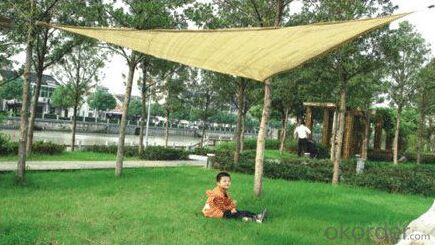 Shading Net for Children's Recreation
