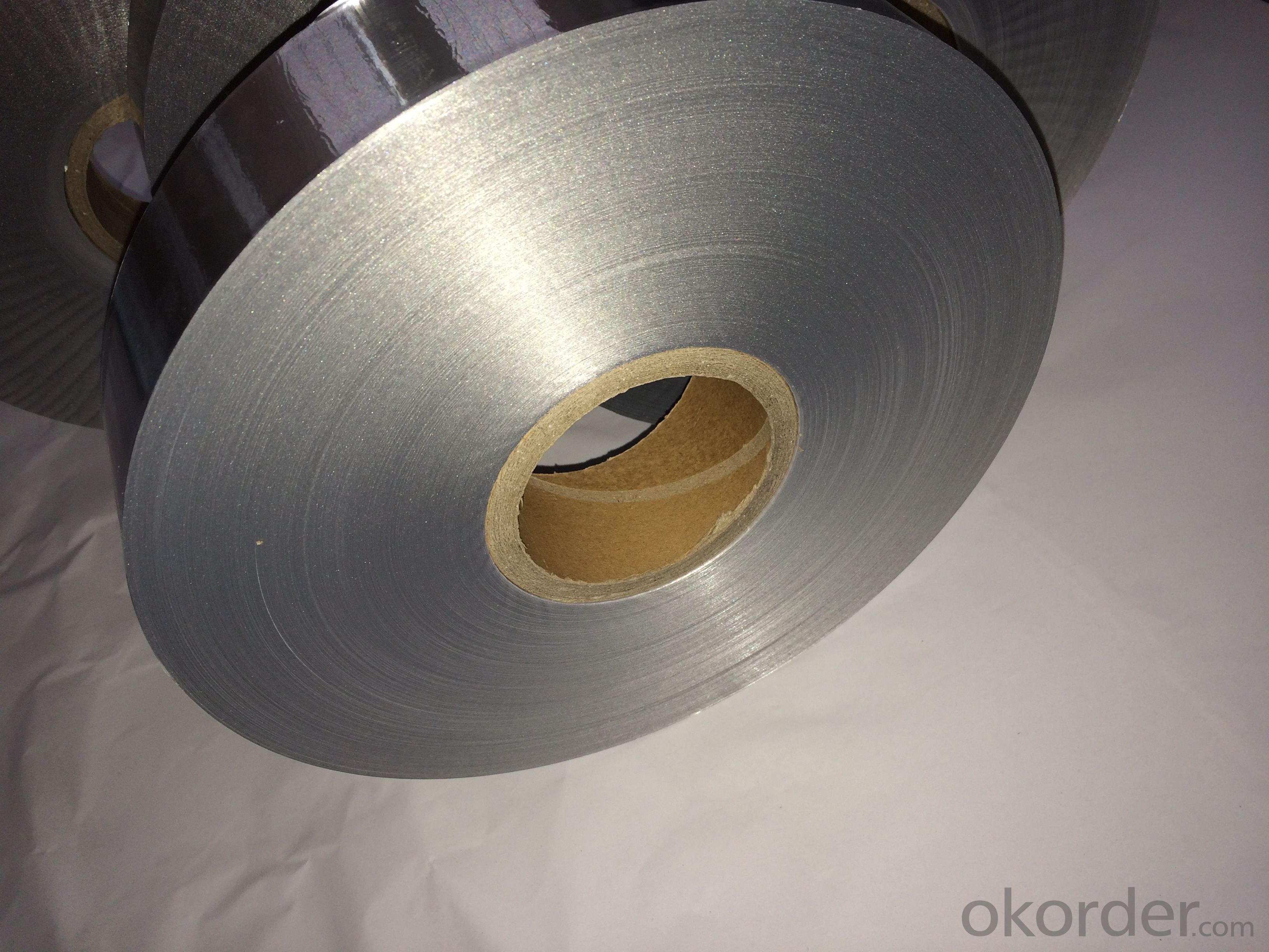 Aluminum Foil  Tapes without release liner T-F4004WWL