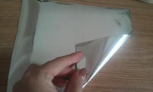 aluminum foil laminated roll film