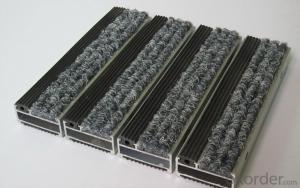 Aluminum Entrance Mat/rubber Entrance Mat