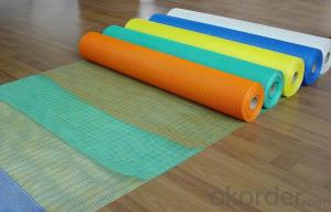 Fiber glass mesh cloth 160g/m2