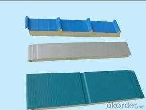 Rigid Blend Polyol for Discontinuous sandwich panel
