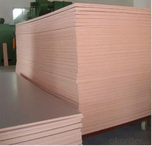 Quality Phenolic Foam Boards  6CM For  Insulation