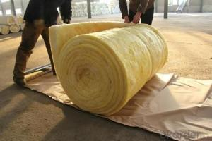 Glass Wool Blanket 12kg/m3 china manufacturer