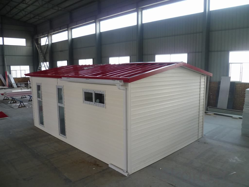 Prefab House Hot Sale for Living with Good Quality