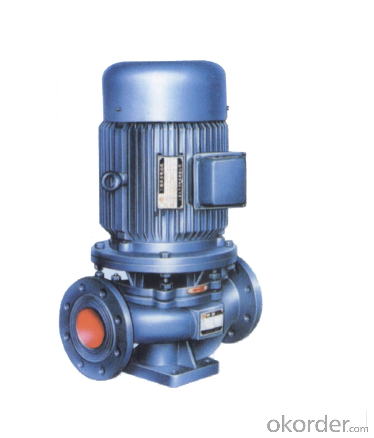 Centrifugal water pump from China