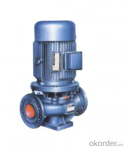 Centrifugal water pump from CNBM