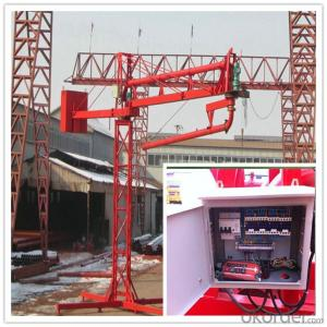 Electric Concrete Spreader(Concrete Placing Boom) In China