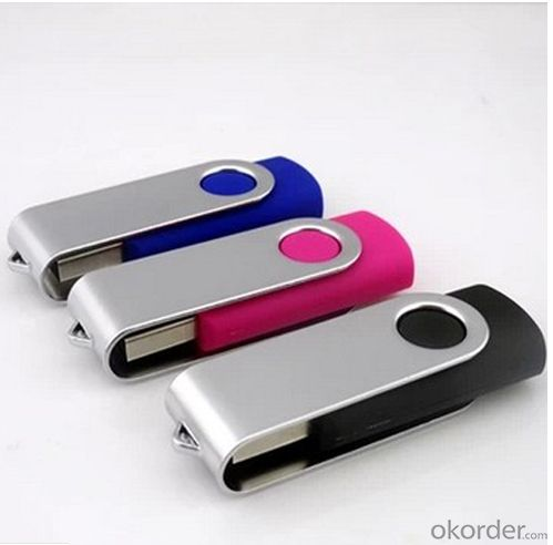 Swivel USB Flash Drive 1GB-32GB
