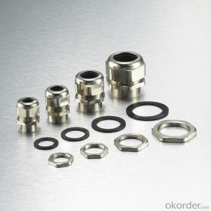 Brass cable glands MG、PG、G(PF)、NPT