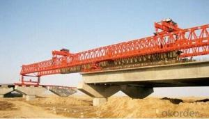 Efficient Cantilever Segment Launching Gantry in China