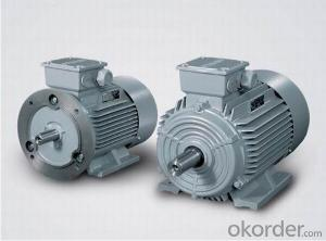Siemens High Low Voltage AC Motor