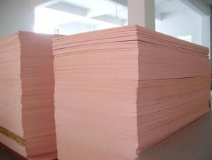 Phenolic Foam Boards Insulation 7CM FOR WALL