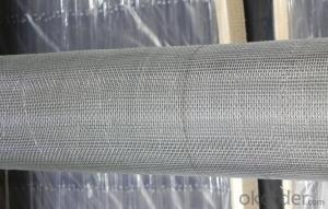 High Quality Square Wire Mesh Panel