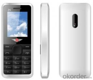 Latest Mobile Phone Z9 Feature Mobile Made in China