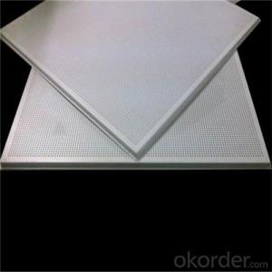 Lay in Aluminium Ceiling White