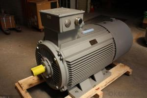 Siemens 1PQ High Low Voltage AC Motor