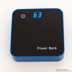 High Capacity 7800mAh Portable Power Bank