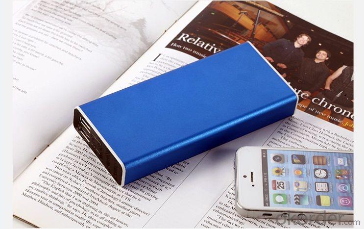 Portable High Capacity Battery 15000mAh Power Bank