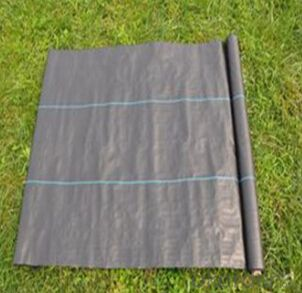 PP woven fabric  weed mat