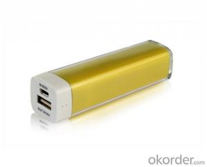Portable Power Bank, Universal Power Bank for iPhone 5/ iPad/ Samsung
