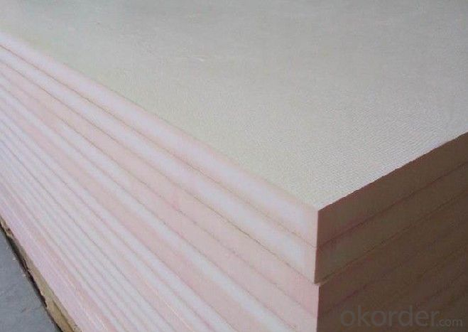 Phenolic Foam Boards Insulation 25CM For Building