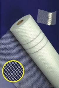 Fiberglass mesh In EIFS