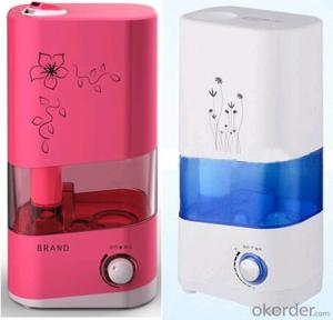 Square Column  Cool-Mist Home Humidifier