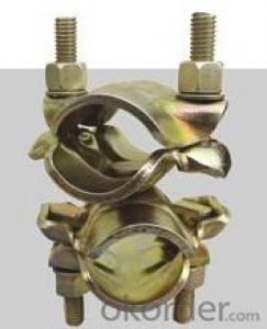 Scaffolding Italian Type Swivel Clamps