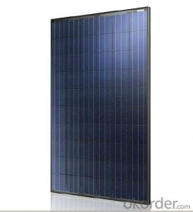 poly panel SWE-P672(BK) Series290W