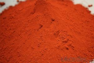 Pigment Red Iron Oxide from  China Manufacture