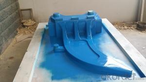 scarifier for the excavator