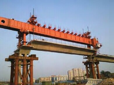 Whole Span Segment Launching Gantry