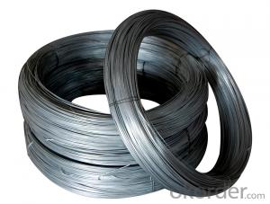 18 Gauge Dark Annealed Steel Wire with High Resistance
