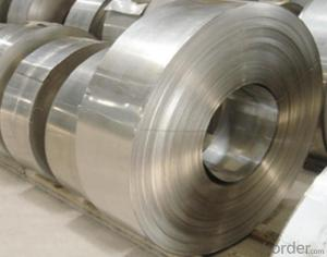 Hot Galvanized Steel Strip