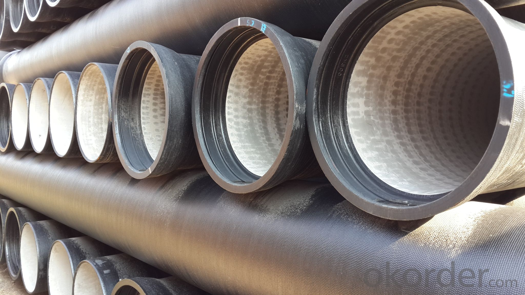 Ductile iron pipe DN1400