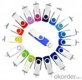 Colorful Swivel USB Flash Drive