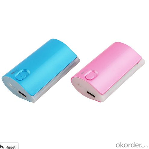 New item Power bank with Two Colour