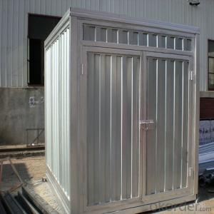 Good Quality Galvanzied Steel  Storage of CNBM