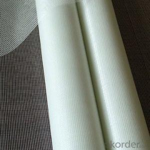 Fiberglass mesh 90g/m2 5*5mm Good Price Hot Selling