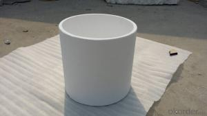 Refractory  Silicon Uniform Cylinder
