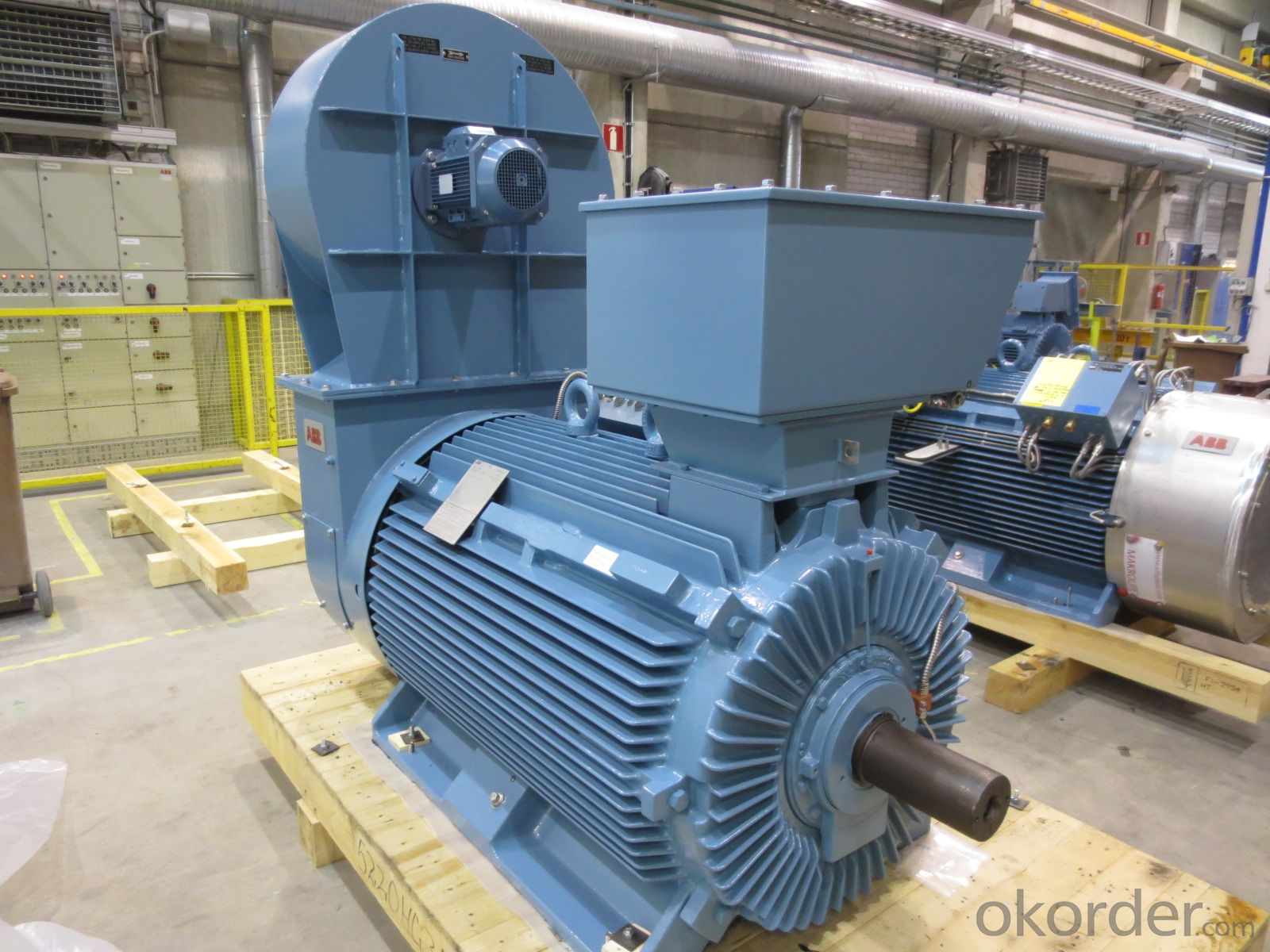 ABB Original Finland China High Low Voltage AC Motor