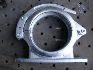 snap coupling,DN125 with base
