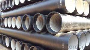 Ductile iron pipe DN1500