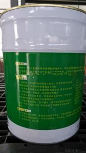 polyurethane chemical grouting material