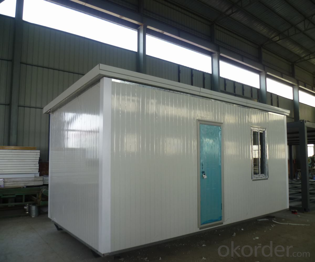 Container House Prefabricated House with Good Quality