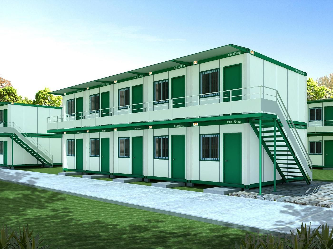 High-end Container House