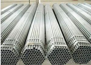 Scaffolding Round Steel Tube