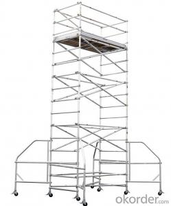 Scaffolding Tower System aluminum